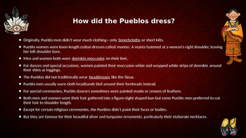 Pueblo Native American PowerPoint