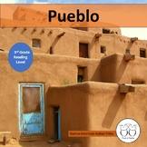 Pueblo Native American Indians 3rd Grade Reading