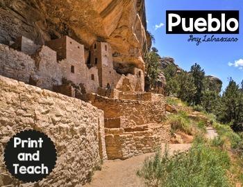 Pueblo Reading Passages