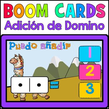 Puedo Anadir (Count to 5) : BOOM CARDS