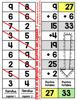 Puedo Contar Saltando (Skip Counting Races) A Bilingual Math Fluency Game