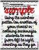 Multiplicar El Arcoiris: Contar Saltando Para Multiplicar