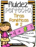 Puedo leer con fluidez - Tiras fonéticas # 2 (Dd, Nn, Rr fuerte, r suave y rr)