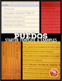 Puedos Starter Template & Examples