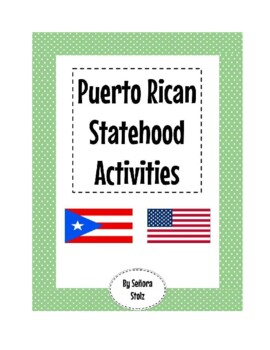 Puerto Rican Statehood Activities