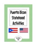 Puerto Rican Statehood Activities