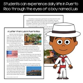 Puerto Rico Country Study