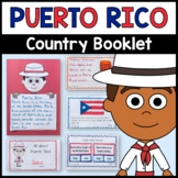 Puerto Rico Country Booklet - Country Study - Interactive and Differentiated
