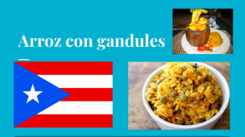 Puerto Rico Culture and Traditions.