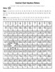 Puerto Rico Flag Hundred Chart Mystery Picture with Number Cards
