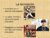 Puerto Rico PowerPoint for Spanish Class