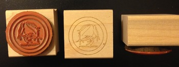 Puerto Rico Rubber Stamp