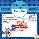 Puerto Rico Virtual Field Trip
