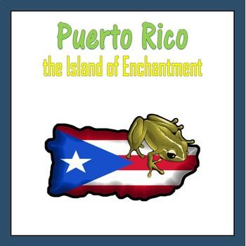 Puerto Rico booklet