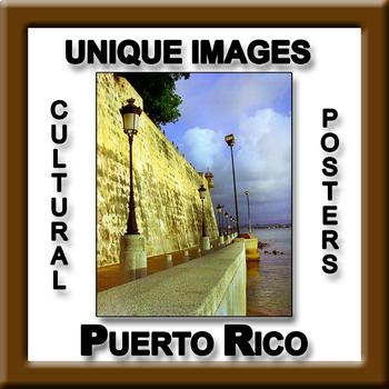 Puerto Rico in Photos Poster - Vertical