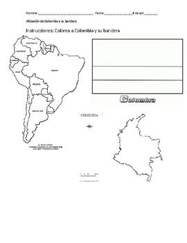 Puerto Rico y Colombia