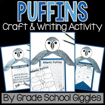 Puffins Craft