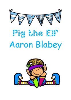 Pig the Elf Activities