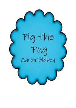 Pug the Pug Activities