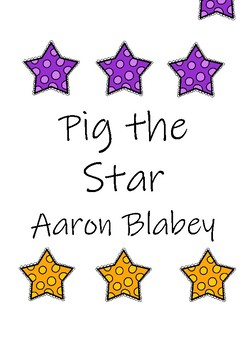 Pig the Star Activities