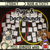 Pugs and Dachshunds Activity Pack