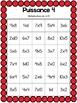 Puissance 4 - Les multiplications