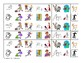 Pull & Push Venn Diagram Pair Activities and Center-English & Spanish