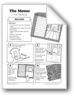 Pull-Tab Book - The Mouse
