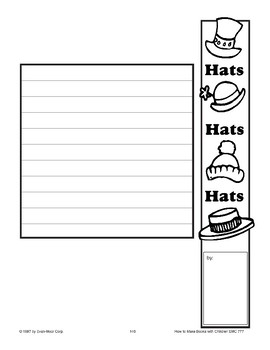 Pull-Up Book - The Hat
