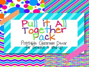 Pull it All Together - Bright Pack