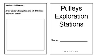 Pulley Exploration Stations