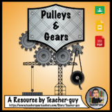 Pulleys and Gears Grade 4 Ontario