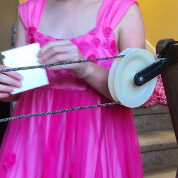 Pulleys: Simple Machines, Hands-On Engineering for Kids