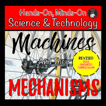 Pulleys and Gears (Gr. 4 Ontario Science and Technology)