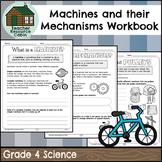 Pulleys and Gears Workbook (Grade 4 Ontario Science)