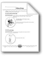 Pulling Strings (Idioms/Writing Explanations)