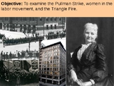 Pullman Strike and Triangle Fire PowerPoint Presentation
