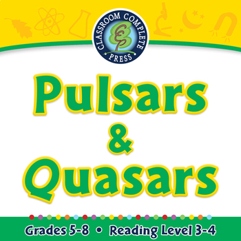 Pulsars & Quasars - MAC Gr. 5-8