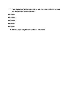 Pulse Assignment