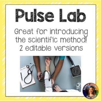 Pulse Lab- High School Version