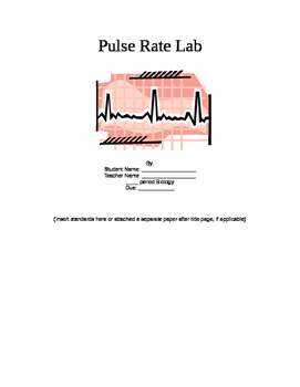 Pulse Rate Lab
