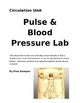Pulse and Blood Pressure Lab