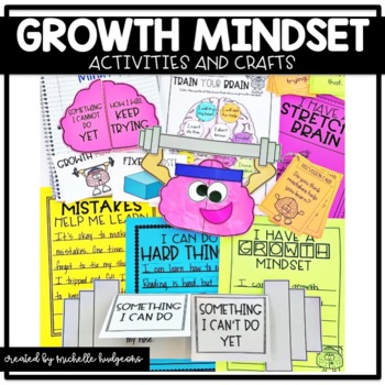 Pump Up the Brain (a Growth Mindset Resource)