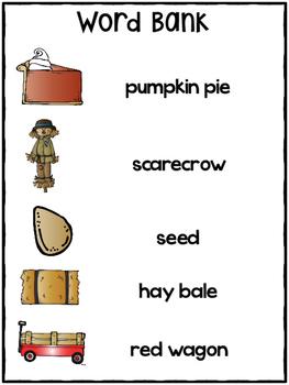 Pumped About Pumpkins {Personal Narrative}