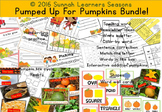Pumped Up For Pumpkins pack