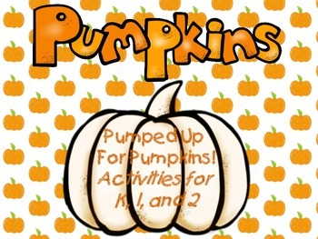 Pumped Up for Pumpkins!