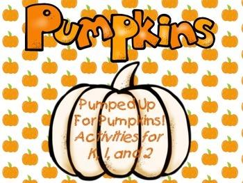 Pumped Up for Pumpkins!