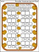 Pumpkin Activities: Pumpkin Dominoes Halloween Math Activity Packet