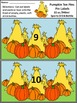 Pumpkin Activities: Pumpkin Ten Pins Bowling Game
