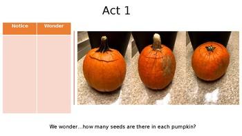 Pumpkin 3 Act Task